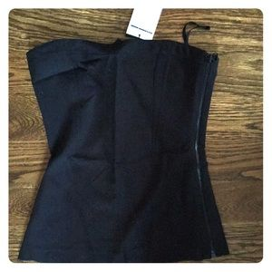 Alexander Wang Strapless tube top